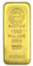 un kilo de oro es el mas rentable